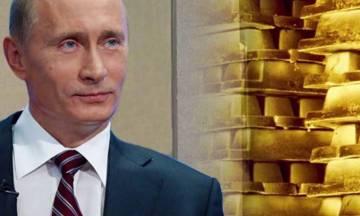 Золотой козырь Путина: Росси…