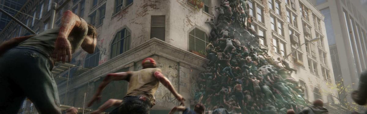 World War Z — Новый трейлер посвятили поведению зомби Action,World War Z,Игры,Шутеры