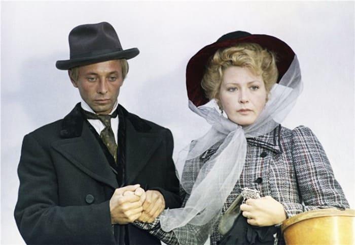 Кадр из фильма *Плохой хороший человек*, 1973   Фото: kino-teatr.ru