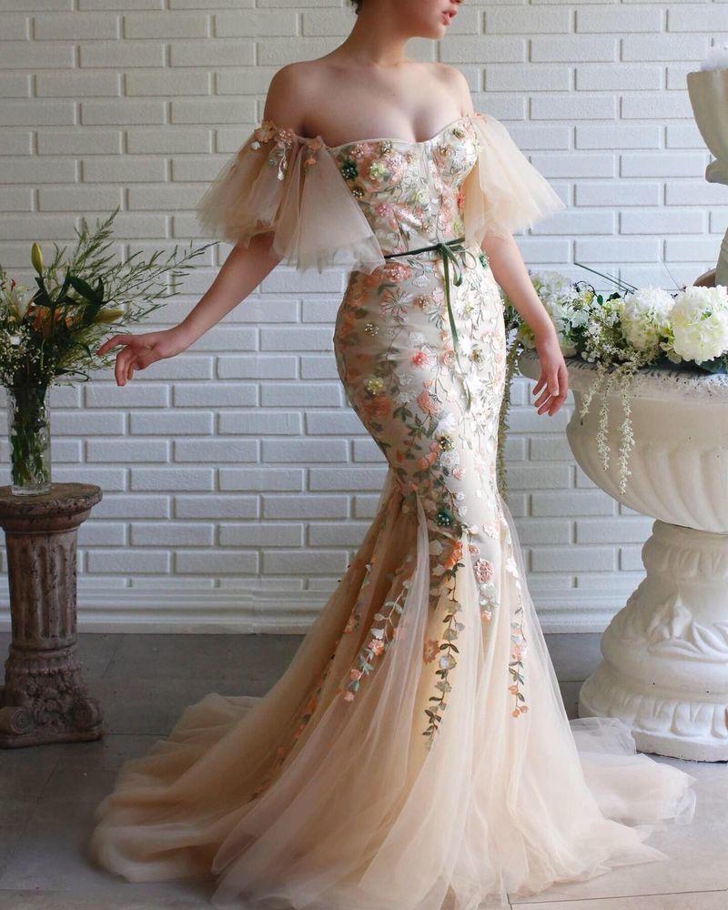 Непростой путь к мечте Теуты Матоши 20+ сказочных платьев бренда euta atoshi, фото № 5