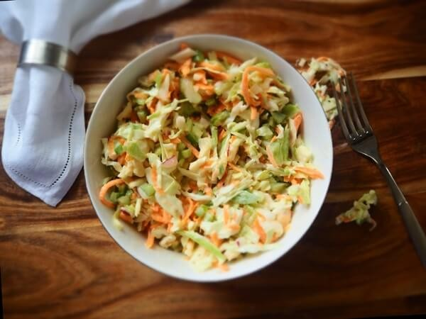 5 салатов из капусты