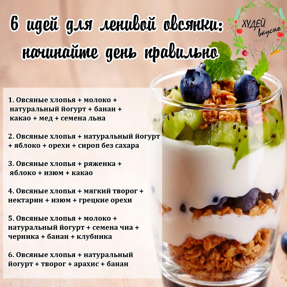 Вкусные Полезные Рецепты Для Похудения.