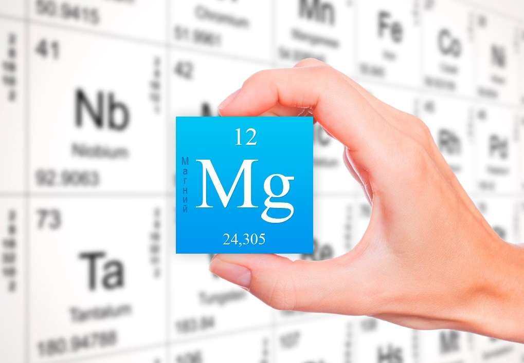 Магний — король минералов магний,медицина,минералы