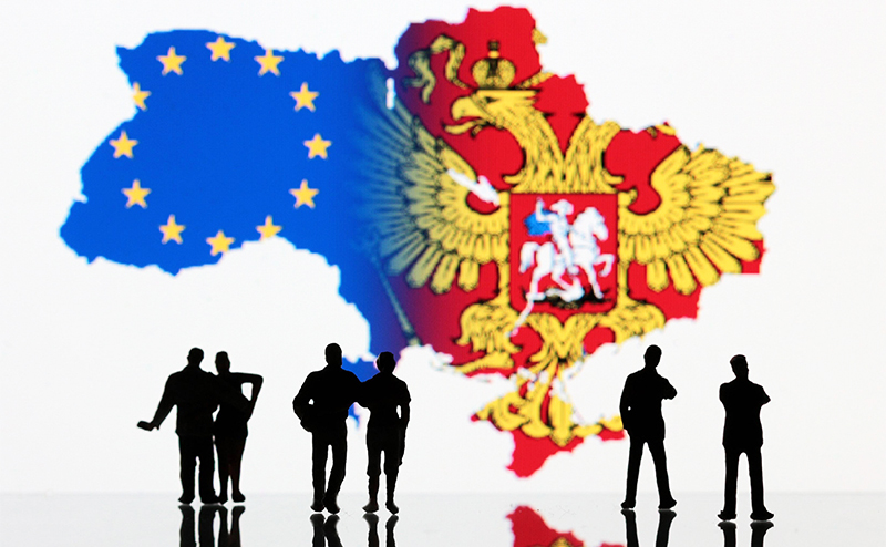 Россия - не Европа? Не больно и хотелось