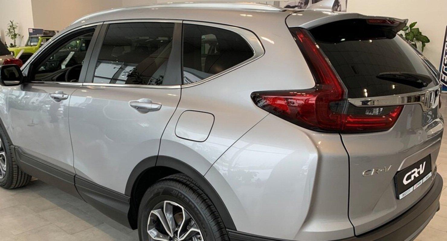 Кроссовер Honda CR-V в мае стал дороже Автомобили
