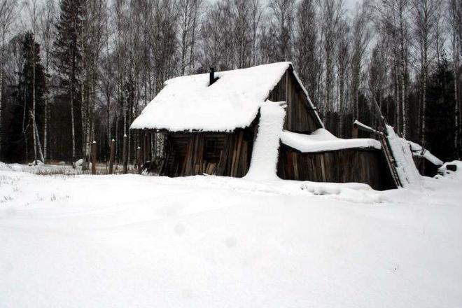 Северный Урал на видео: заброшенные люди, отшельники и тайга