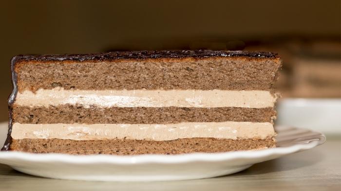 Просто торт Прага