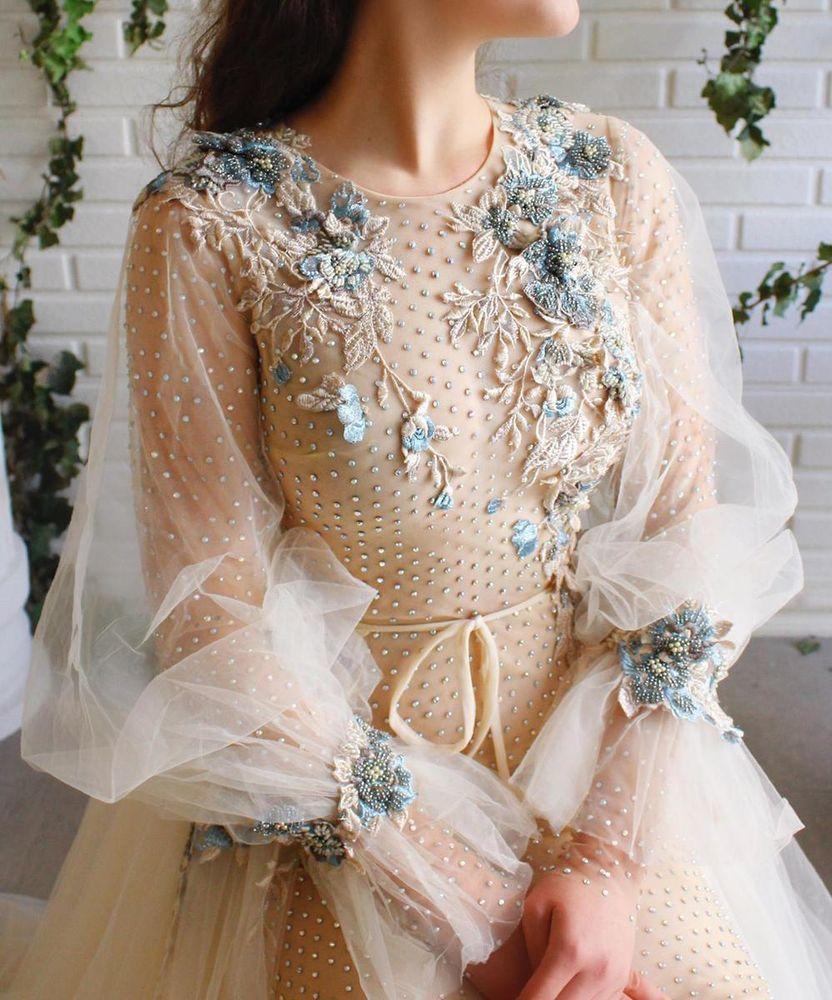 Непростой путь к мечте Теуты Матоши 20+ сказочных платьев бренда euta atoshi, фото № 11