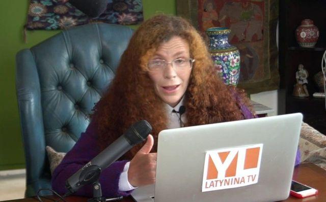 Александр Роджерс: Юлия Латынина и хорошие, либеральные пытки колонна