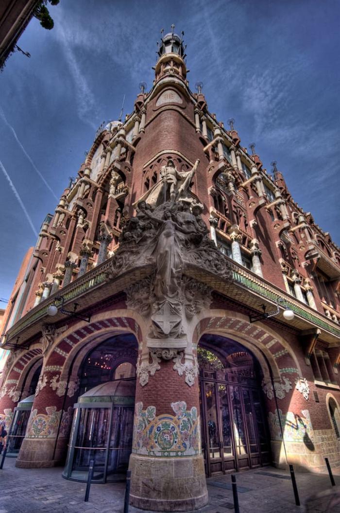 Испания, город Барселона