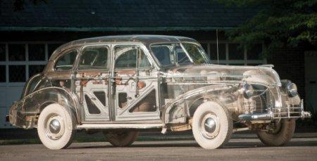 Авто-факт: автомобиль-призрак 1933 года выпуска