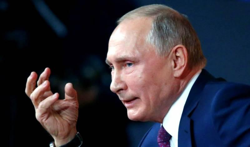 Путин готов «вернуть» Донбасс?