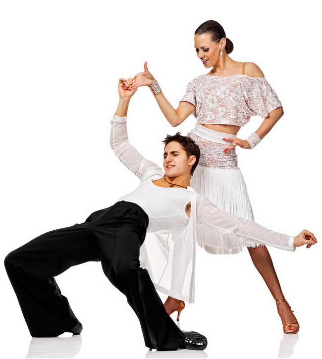 Латиноамериканские бальные танцы. Джайв