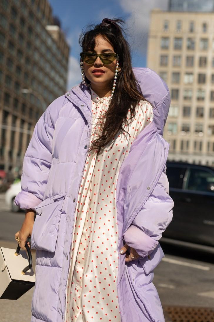 Лавандовый — самый популярный и нежный оттенок для весны 2020 весна,мода,мода и красота,модные тенденции
