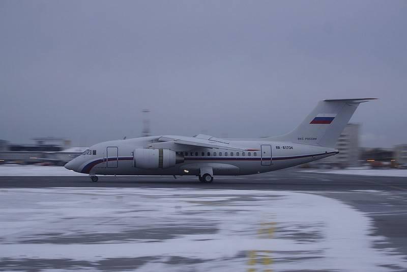 Два последних самолёта Ан-148-100Е поступили в авиаполк ЦВО