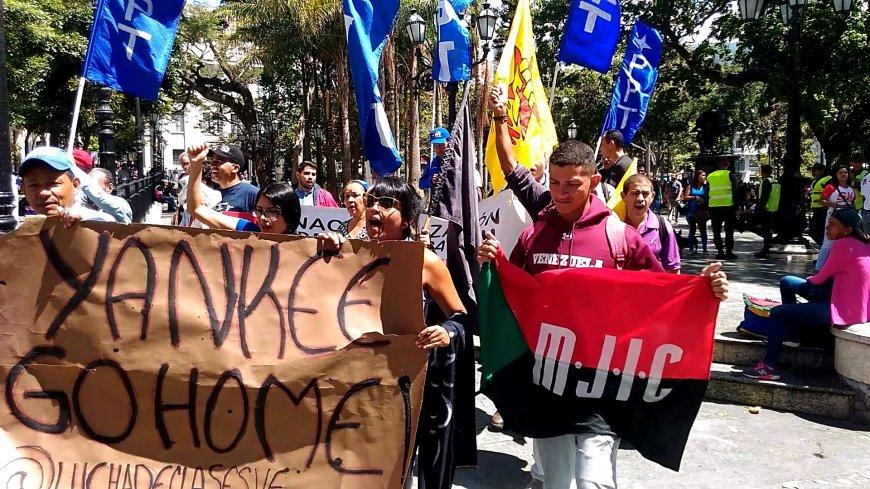 «Руками третьих сил»: военный эксперт рассказал, как США намерены свергать легитимную власть в Венесуэле