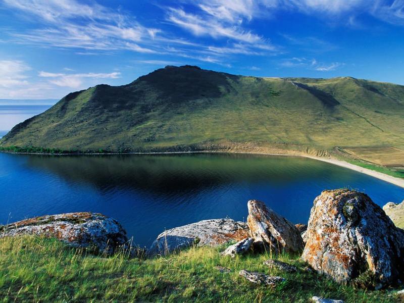 Таинственный мыс Рытый на Байкале:  даже местные жители старательно его избегают