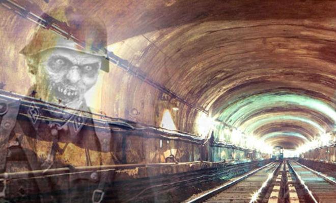 Подземный Рейх: странное открытие историков