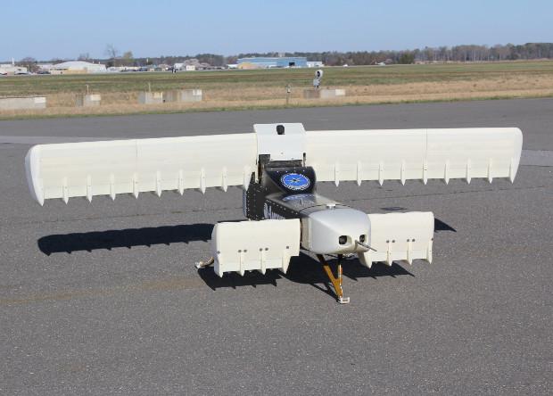 Военный 24-моторный беспилотник переделают в аэротакси