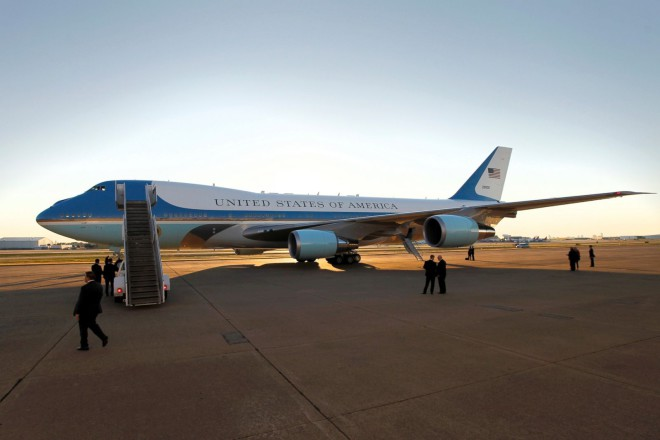 Самолет Трампа: как устроен первый борт Америки Америка,борт номер 1,Дональд Трамп,защита самолета,Пространство,самолет,США