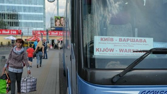 Как украинцы ездят на заработки в Польшу. Рассказывает заробитчанка новости,события