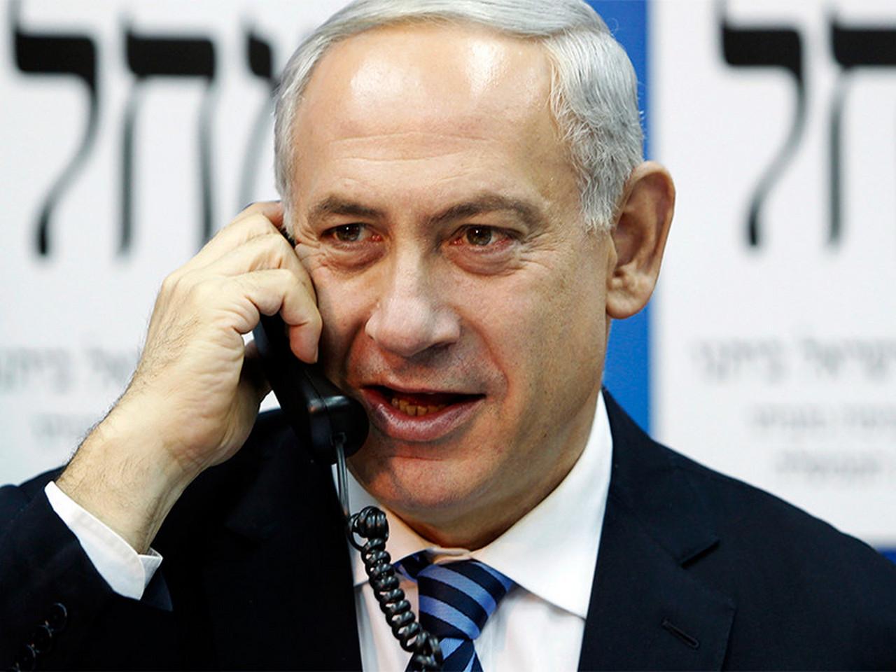 Нетаниягу поздравил Зеленского с победой и пригласил его посетить Израиль