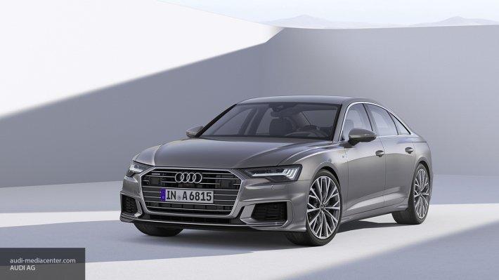 Audi представит новую «заряженную» модель RS6 в 2019 году