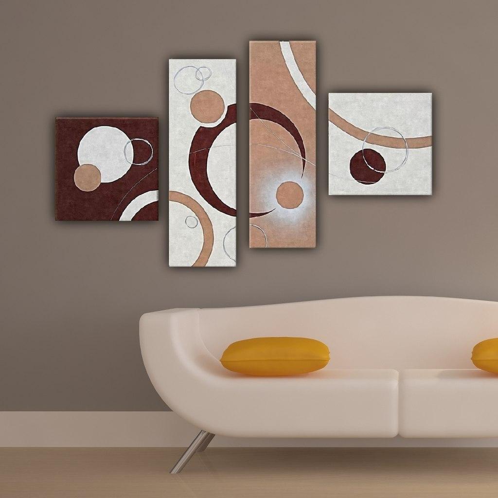 постеры абстракция для интерьера в виде шаров платье