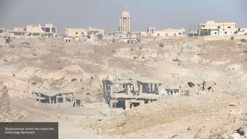 """ФАН публикует первые фото из """"Латаминского котла"""", освобожденного армией Сирии"""