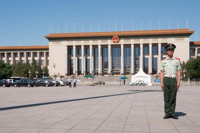 Reuters: в Китае задержан бы…