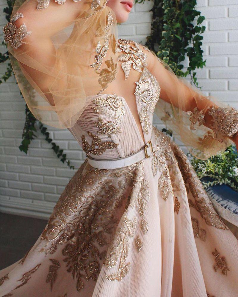 Непростой путь к мечте Теуты Матоши 20+ сказочных платьев бренда euta atoshi, фото № 20