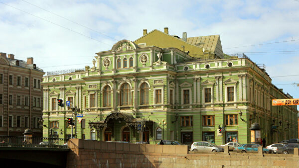 Спектакли БДТ переносят на другие площадки из-за ремонта здания театра