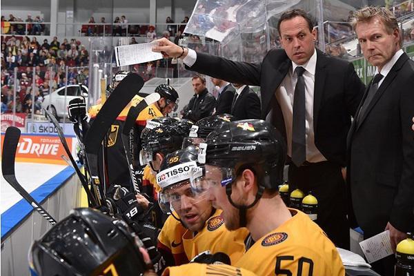 «Просто счастливы!»: Тренер немецких хоккеистов высказался о предстоящей игре с Россией