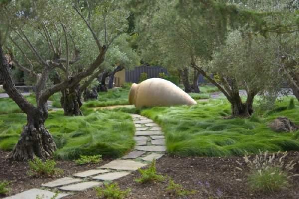 ландшафтный дизайн в итальянском стиле, фото 13