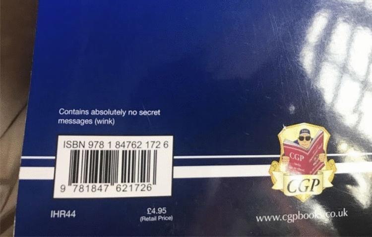 35 скрытых сообщений, случайно найденных на товарах