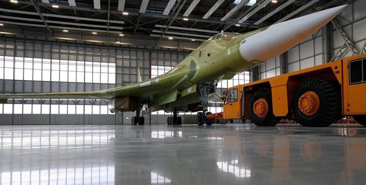 NI объяснил, почему российский бомбардировщик Ту-160 станет «кошмаром НАТО»