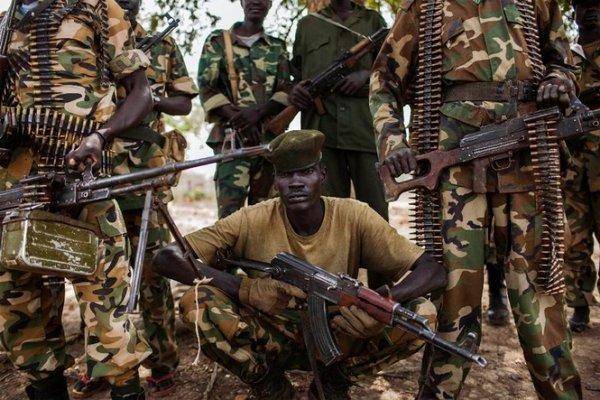 Страна военных баз: Джибути …