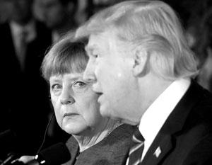 Немцы назвали США главной угрозой для Европы