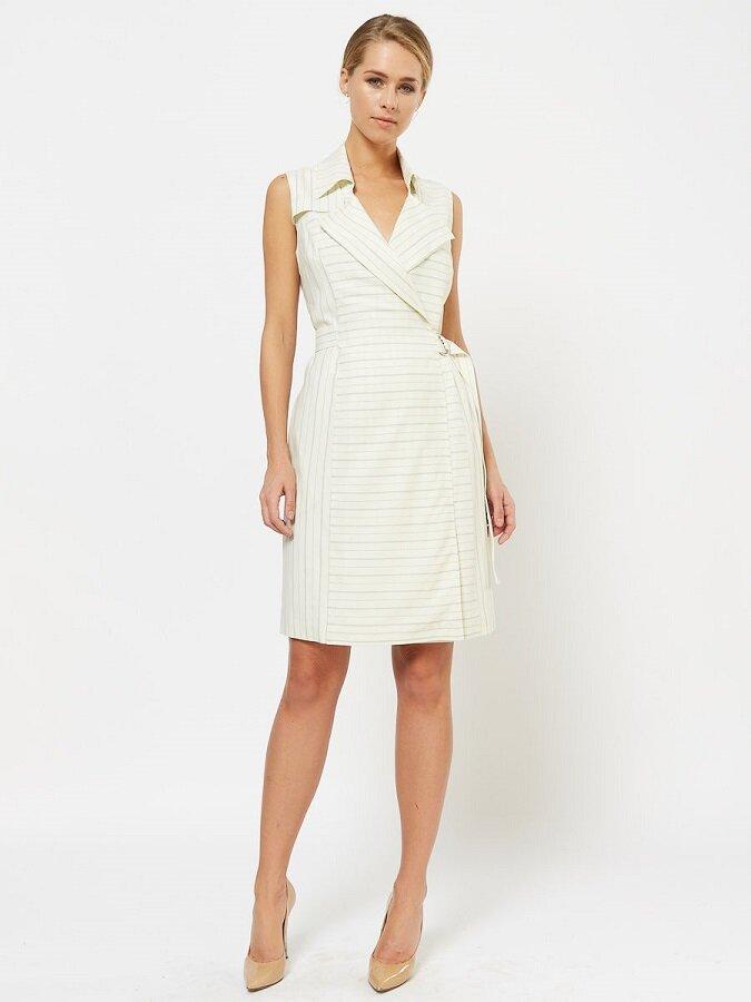 Платье-жилет для лета