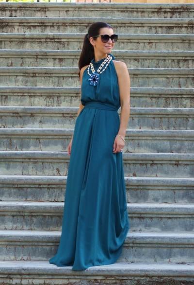 Модные платья для женщин 40+:17 великолепных примеров. Часть 1
