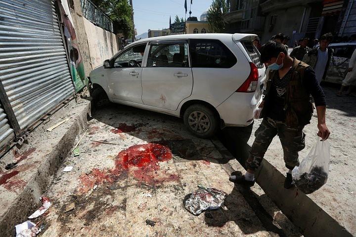 Мощный взрыв в Кабуле: 52 человека погибли, и более 100 пострадали