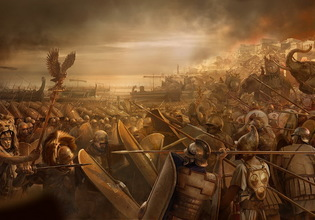 Заклятый враг Рима