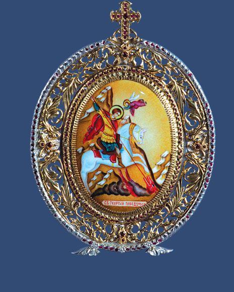 День святого Георгия Победоносца. Многие знают его имя, но не знает почему он стал святым. А многие думают, что он святой только у христиан..Рамзия Ra