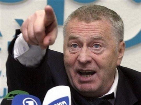 Жириновский о Паралимпийском…