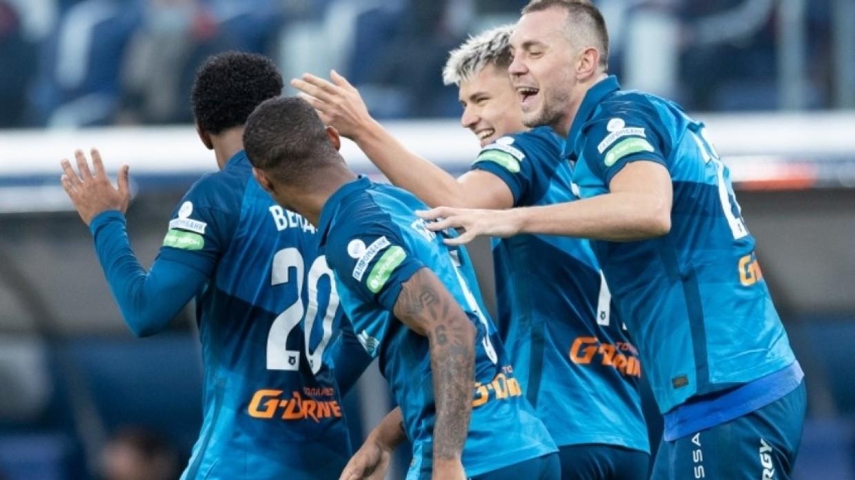 Петербургский «Зенит» не может победить в Лиге чемпионов в восьми матчах кряду Спорт