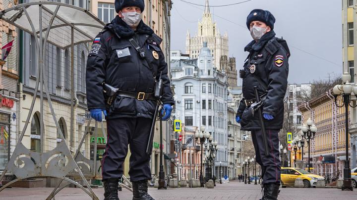 Беспредельщина, а не полицейщина: Безобидные меры мэра доведут до расстрелов за переход не по зебре россия