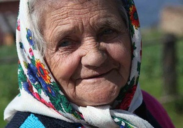 Баба Катя