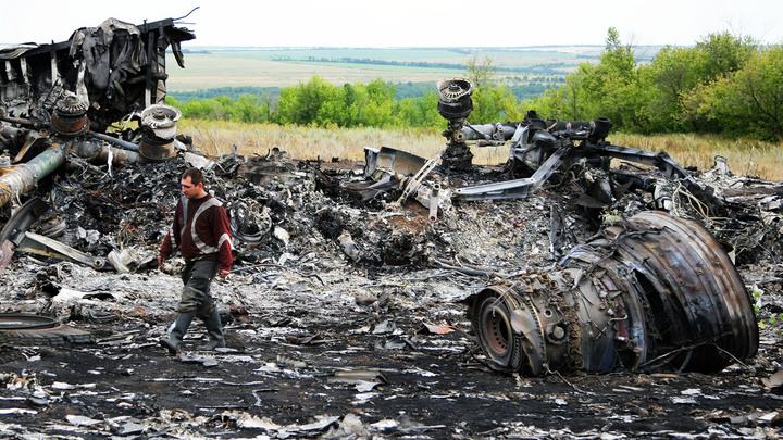 Навальный и сбитый MH17 оказались связаны: След ведёт на Запад геополитика