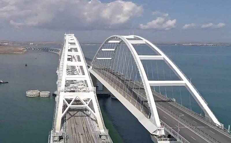 На Украине рассказали о «главном предназначении» Крымского моста Новости
