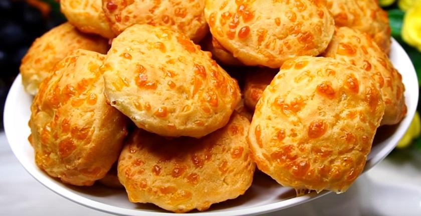 Сырное печенье: всего три ингредиента – и новенькая вкусняшка готова